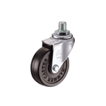 Screw Wheel Free Swivel Caster without Stopper K-420A