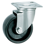 Stainless Steel Heat Resistant Wheel Swivel Caster without Stopper - K-1580J
