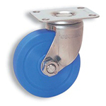 Stainless Steel Pressed Steel Swivel Caster without Stopper K-1304G