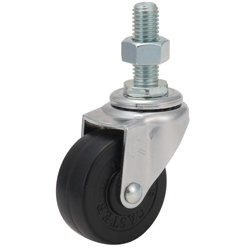Long Screw Swivel Caster with No Stopper K-420EA