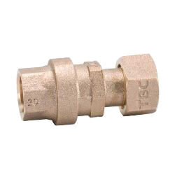 PolyOne Fittings - Single-Touch Fittings for Polyethylene Pipes - for Meter