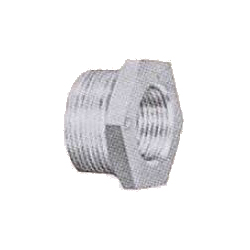 Pipe Fittings - Bushing - Unplated