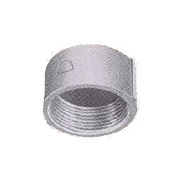 Pipe Fittings - Cap - Unplated