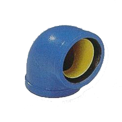 Pipe End Corrosion Proof IPK Fittings - Water Faucet Elbow