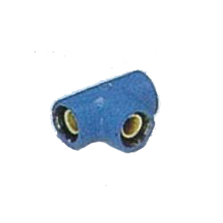 Pipe End Corrosion Proof IPK Fittings - Hydrant Reducing Tee
