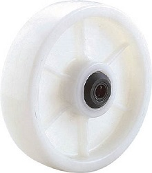 "Nylon Caster, ""TYS Series"", Replacement Wheels"