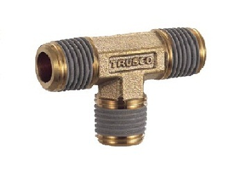 Threaded Fittings Tees (External x External x External Thread)