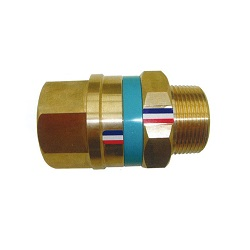 Abacus, Male Adapter for Copper Pipe