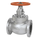 10K Type Ductile Cast-Iron Flanged Globe Valve <Bolted Bonnet Type>