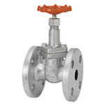 10K Type Ductile Cast-Iron Flanged Gate Valve <Bolted Bonnet Type>