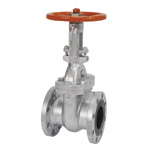 16K Type Ductile Cast-Iron Flanged Gate Valve <Bolted Bonnet Type>
