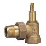 200 Type, Bronze Angle Shape Switching Valve