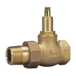 200 Type Bronze Straight Diversion Valve