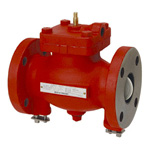 Deluge Valve (Pressure-Reducing Type) Integrated Primary Side and Secondary Side Sub-Valve Type