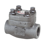 S800 Type, Tempered Lift Check Valve, Screw-in Type