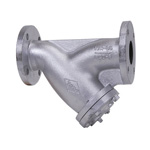 10K Type Ductile Cast-Iron Flanged Strainer (Y Shape)