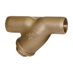 150 Type - Bronze Solder Type Strainer (Y Shaped)