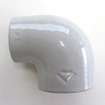 Resin Coated Pipe Fitting - Coated Fitting Unequal Diameter Elbow