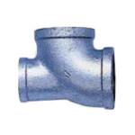 Fire-Protection Pipe Fittings, Three-way Unequal Diameter Tees