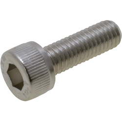 Hex Socket Head Cap Screw, Nickel