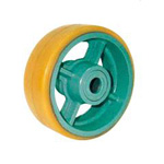 Urethane Rubber Wheel (UHB) for Heavy Loads
