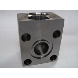 210 Kgf/Cm2 Tube Flange LSA for Hydraulics