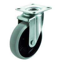 J2 Model Swivel Wheel Plate Type