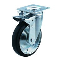 J2K Swivel Caster (Pivoted) Plate Type