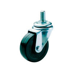 ST Model Swivel Wheel Screw-In Type