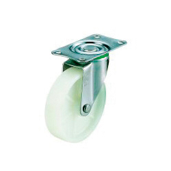 SUS-E Swivel Caster, Plate Type