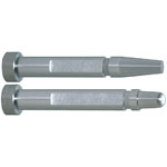 Precision Gas Release One-Step Core Pins, Shaft Diameter (P) Designation Type