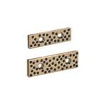 Oil-Free Slide Plates -Copper Alloy 10mm Compact Type-